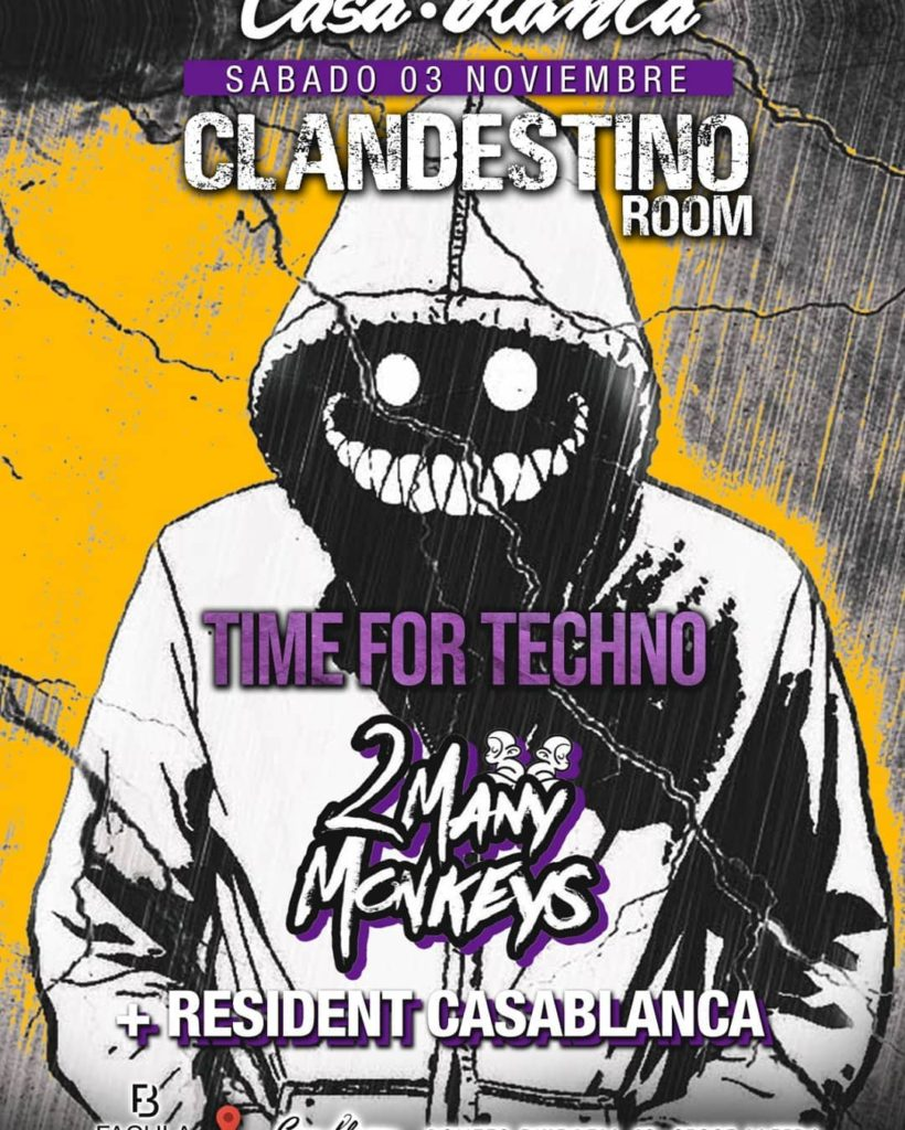 TIME FOR TECHNO