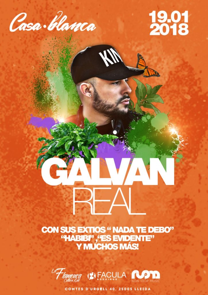 Galvan Real en Lleida