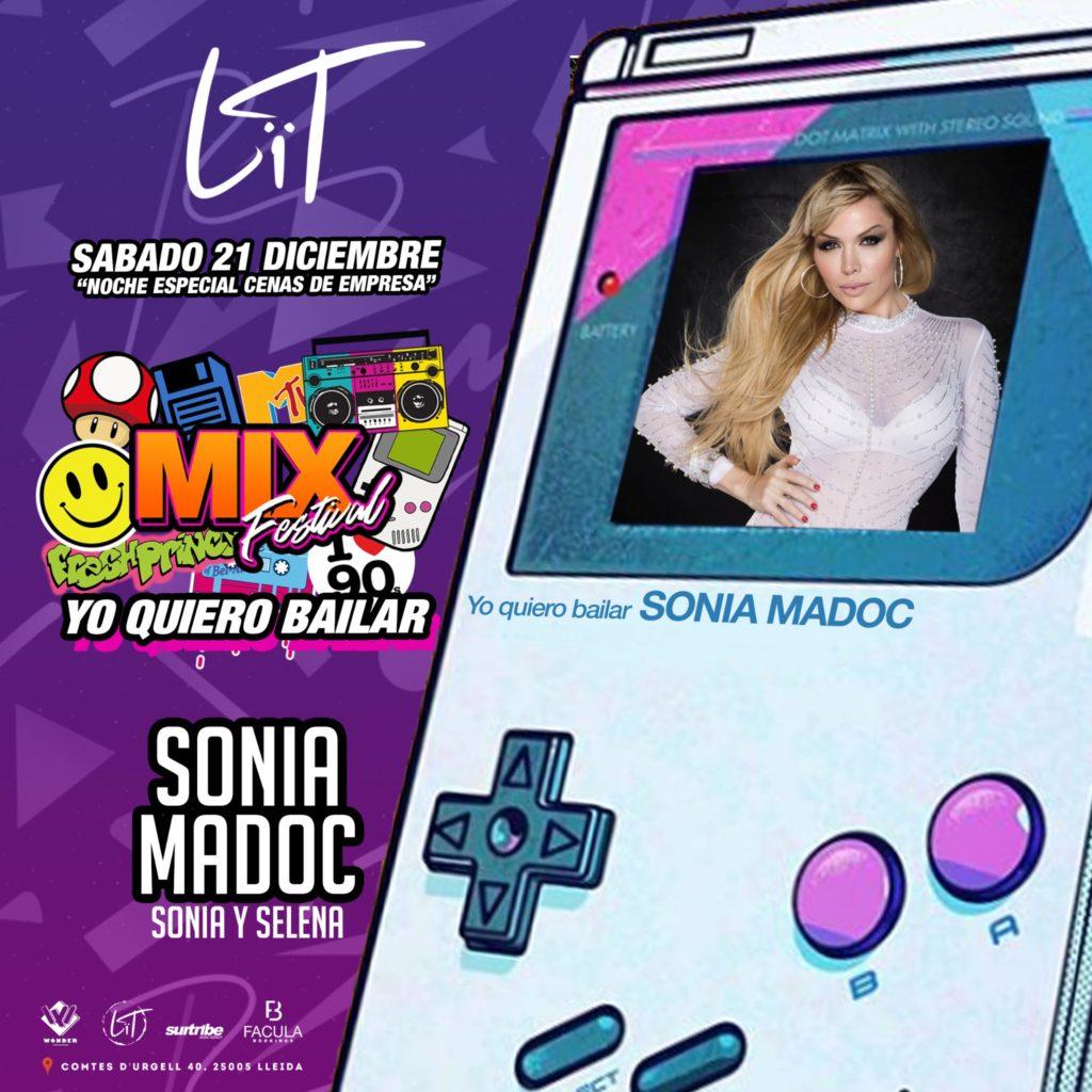SONIA MADOC  MIX FESTIVAL (LIT LLEIDA)