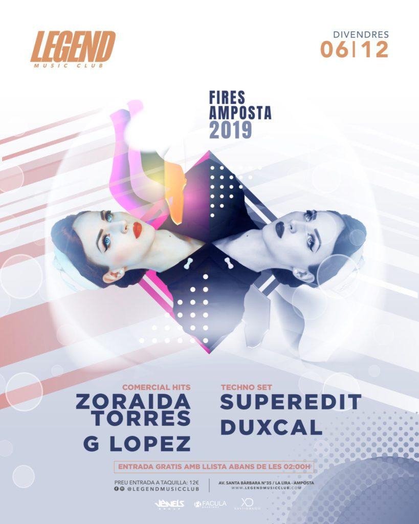 G-LOPEZ LEGENG AMPOSTA  ( FIRES AMPOSTA)